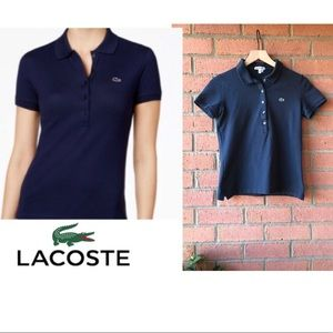 Lacoste Slim Fit Polo Shirt (Sz 6/38)